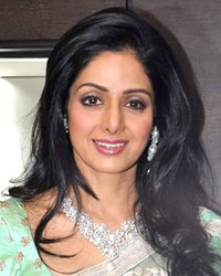 Actress and Film Producer Sridevi Kapoor