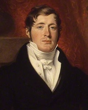 British Statesman and Founder of Singapore Stamford Raffles