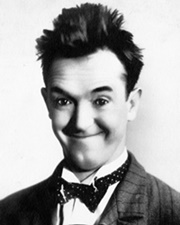 Comedian and Actor Stan Laurel