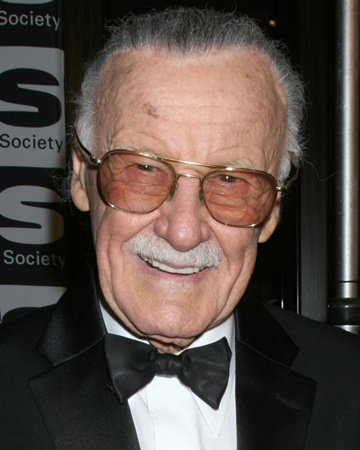 Comic-Book Artist and Marvel Creative Leader Stan Lee