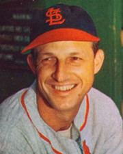 MLB Legend Stan Musial