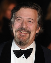 Actor, Comedian and Writer Stephen Fry