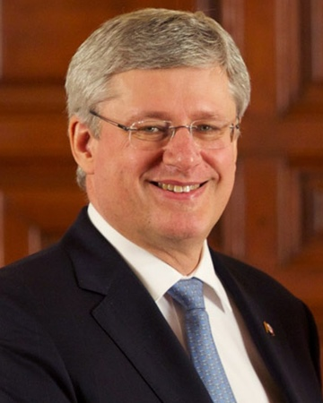22nd Prime Minister of Canada Stephen Harper