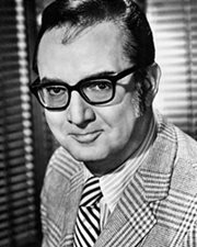 TV Personality, Comedian and Composer Steve Allen