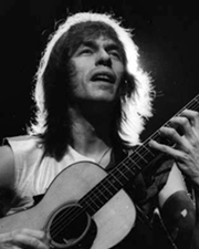 Rock Guitarist Steve Howe