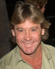 Naturalist and TV Star Steve Irwin