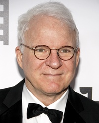 Actor and Comedian Steve Martin