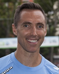 Basketball Player Steve Nash