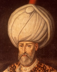 Ottoman Sultan Suleiman the Magnificent