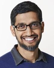 CEO of Alphabet and Google Sundar Pichai