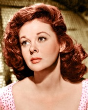 Actress Susan Hayward