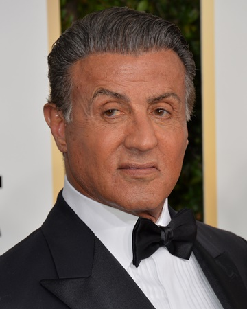 Sylvester Stallone (Actor/Director) - On This Day