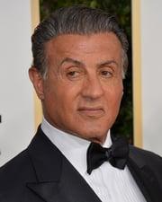 Actor/Director Sylvester Stallone