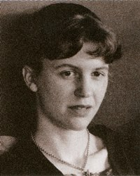 Author and Poet Sylvia Plath