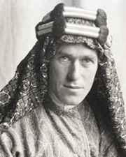 Soldier and Writer T. E. Lawrence