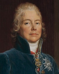 Politician and Diplomat Talleyrand