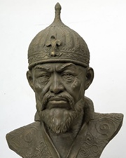 Turkic Conqueror Tamerlane