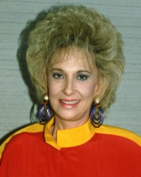 Country singer Tammy Wynette