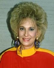 Country singer Tammy Wynette