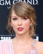 Singer-songwriter Taylor Swift