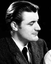 Poet Ted Hughes