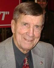 NHL Left Winger Ted Lindsay