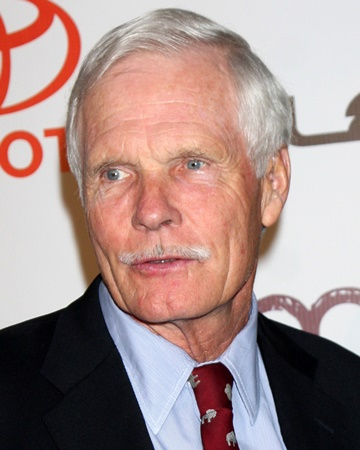 Founder of CNN Ted Turner
