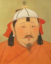 Emperor of the Yuan Dynasty Temür Khan