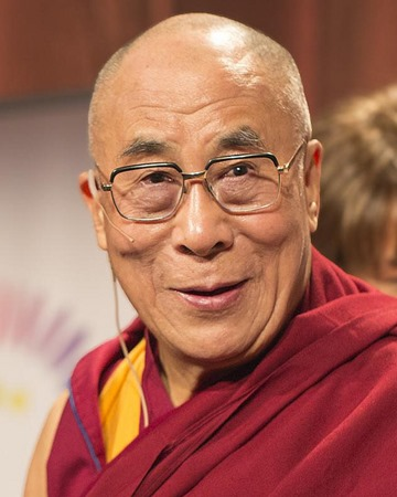 Tenzin Gyatso (14th Dalai Lama) - On This Day