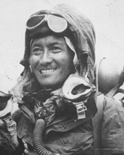 Mountaineer and Explorer Tenzing Norgay