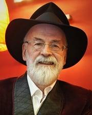 Novelist Terry Pratchett