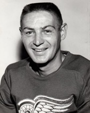NHL Legend Terry Sawchuk