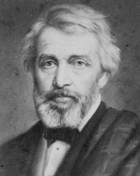 Historian and Essayist Thomas Carlyle