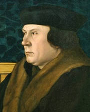 Lawyer and Statesman Thomas Cromwell