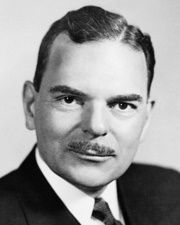 Governor of New York Thomas Dewey