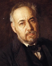 Painter Thomas Eakins