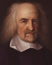Philosopher Thomas Hobbes