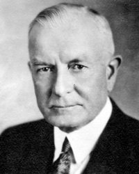 Businessman and Entrepreneur Thomas J. Watson