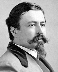 Political Cartoonist Thomas Nast