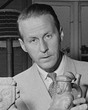 Ethnographer, Archaeologist and Explorer Thor Heyerdahl