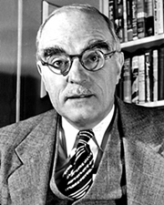 Playwright and Writer Thornton Wilder