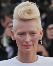 Actress Tilda Swinton