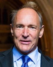 Computer Scientist Tim Berners-Lee