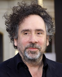 Film Director Tim Burton