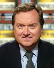 Television Journalist Tim Russert