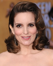 Actress & Writer Tina Fey