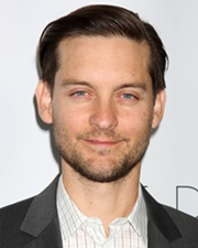 Actor Tobey Maguire