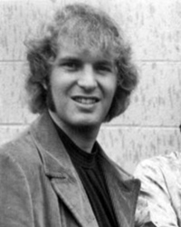Rocker Tom Fogerty