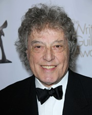 Playwright and Screenwriter Tom Stoppard