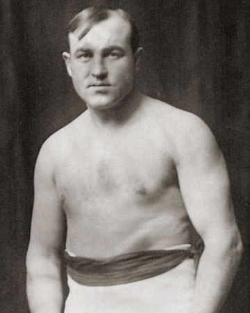 Boxer and World Heavyweight Champion Tommy Burns